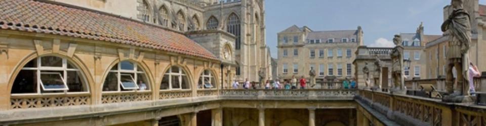 Starożytne łaźnie rzymskie w Bath